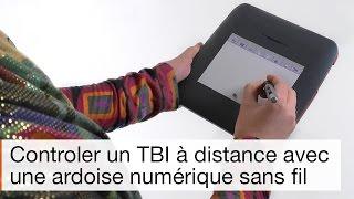 Ardoise numérique sans fil SpeechiTablet : contrôlez le TBI à distance !