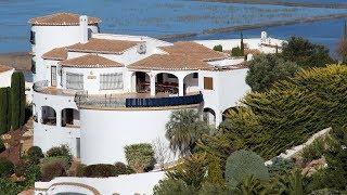 A vendre - Villa de luxe à Monte Pego, Denia, Costa Blanca, Espagne Ref. CB-749