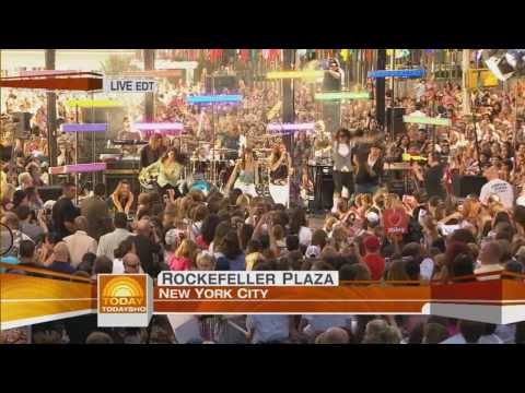 Miley Cyrus - Breakout - Today Show (720p HD)