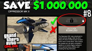 How to CORRECTLY Buy the Oppressor Mk II | Rags to Riches #8