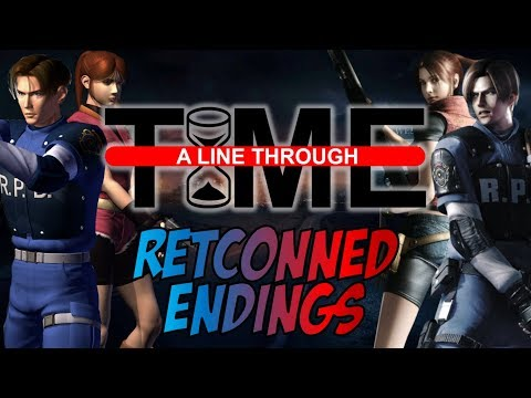 Retconned Endings | A Line Through Time (Post-Script)