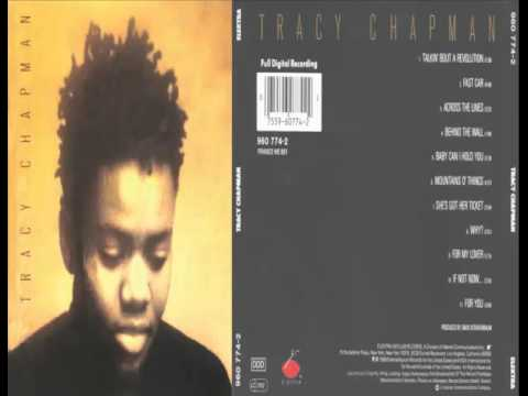 Baby Can I Hold You - TRACY CHAPMAN - By Audiophile Hobbies.
