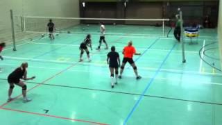Тренировка волейбол Май 2013 1
