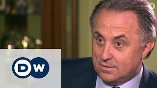 Хайо Зеппельт - неудобное интервью с министром спорта РФ о допинге