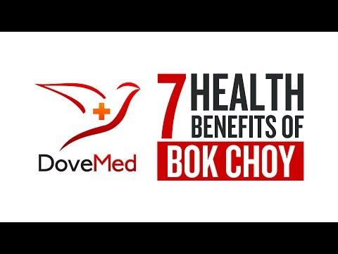 7 Health Benefits Of Bok Choy
