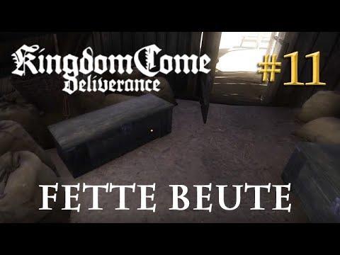 Let's Play Kingdom Come Deliverance #11: Fette Beute  (Tag 3 / Blind / deutsch)