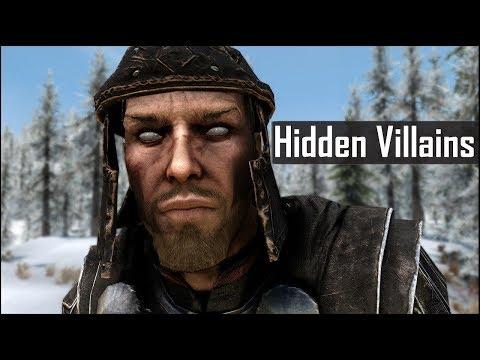 Skyrim: 5 Strange Lesser-Known Villains You May Have Missed in The Elder Scrolls 5: Skyrim (Part 3) thumbnail
