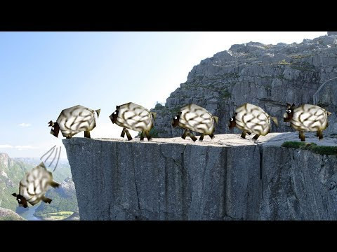 Warcraft 3 - Herd Mentality (4v4 RT #91)