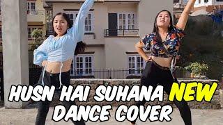 Husn Hai Suhana Dance Cover   Goriya Churana Mera Jiya   Coolie. No. 1   Varun Dhawan, Sara Ali Khan