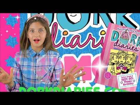 Dork Diaries Newest book #13 Tales From a Not So Happy Birthday