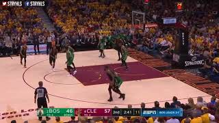 CAVALIERS vs CELTICS Full Game Highlights  Game 4 2018 NBA Playoffs 1