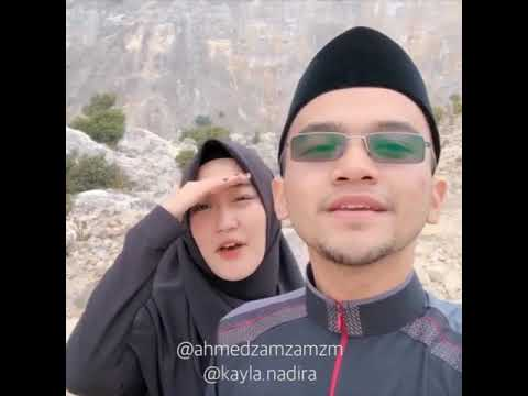 Zamzam Sholawat Bareng Istri Bikin Baper Ahmad Zamzam Kayla