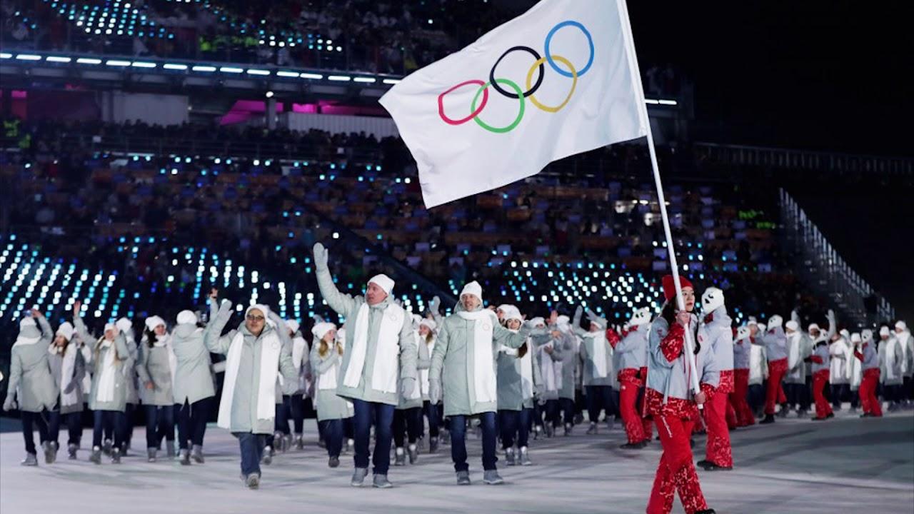 олимпиада россия занимает место