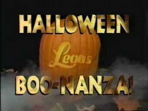 Leon's Halloween Boo-nanza (ENG)
