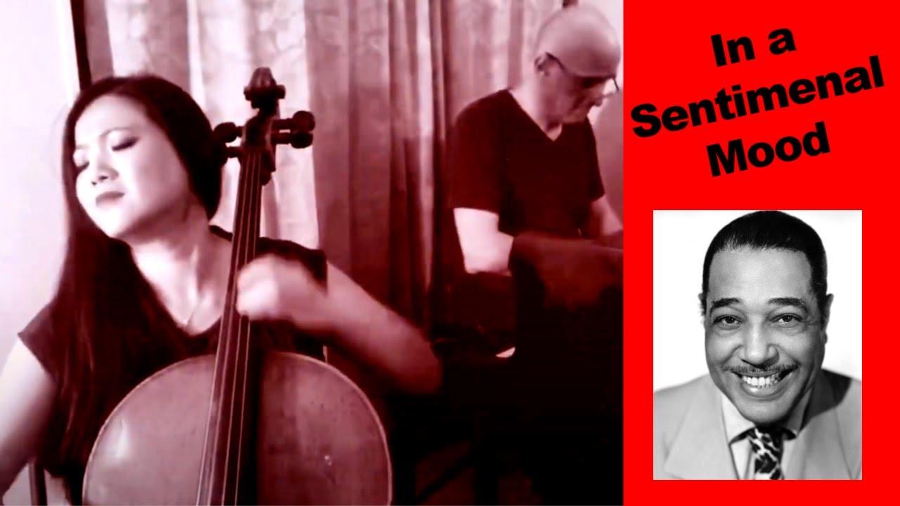 In a Sentimental Mood by Duke Ellington (Jazz Cello Ballad Cover)