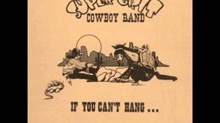 SUPER GRIT COWBOY BAND - THIS OL' HIGHWAY SONG 1982