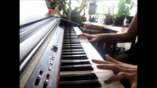 Day and Night - Shiki (piano)