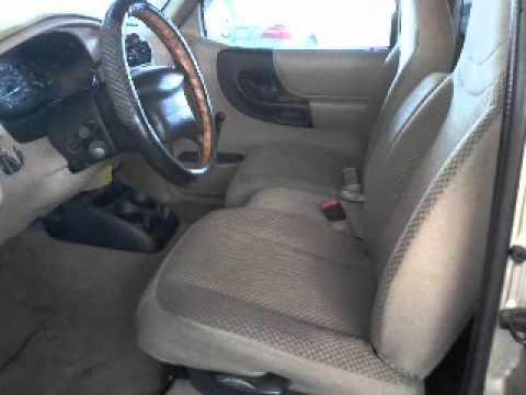 1999 Ford Ranger Super Cab - Dublin CA