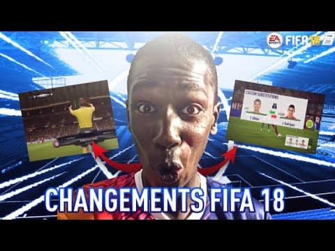 FIFA 18: CETTE NOUVEAUTÉ QUI VA VOUS CHANGER LA VIE !