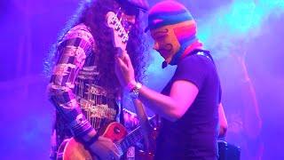 Uchpa Corazón contento en vivo Lima Vive Rock 2014