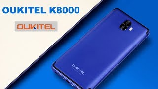 Oukitel K8000, pantalla Amoled y excelente batería.