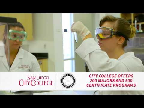 San Diego City College - Science - 15