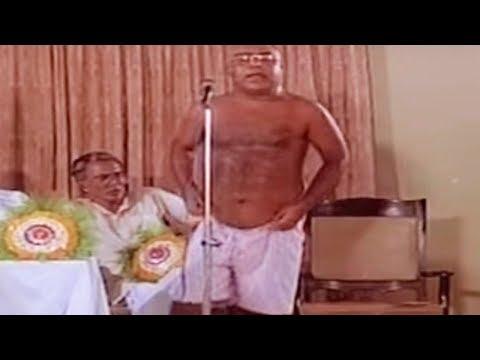 വെറും ഒരു പച്ചമനുഷ്യനായി നിക്കാനാണ് എനിക്കിഷ്ടം | Malayalam Movie Comedy | Mookilla Rajyathu
