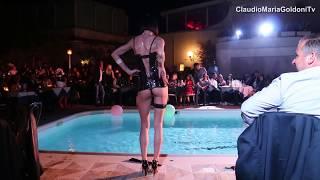 """vuclip Burlesque e sfilata moda mare - Discoteca """"Biblos"""" - Misano Adriatico (Rimini) - 26.05.2018"""