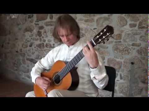 David Russell - Malagueña (Albéniz)