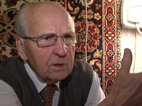 Auschwitz haunts Soviet veteran
