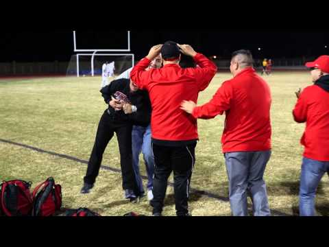 Kerman High School Boys Soccer Div 4 Valley Champions