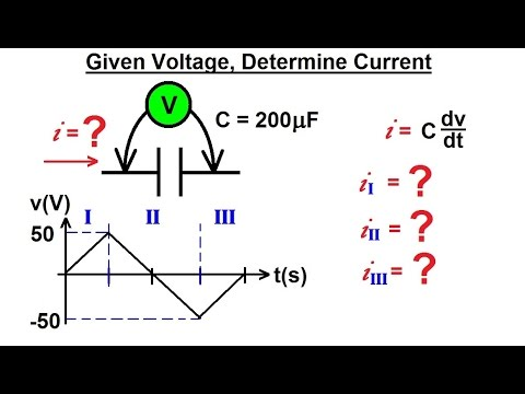 Electrical Engineering: Ch 6: Capacitors (15 of 26) Given