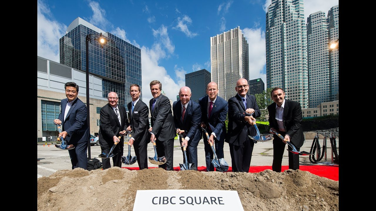 CIBC Square | Office building project in Toronto