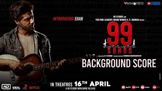99 Songs   Score   The Enigma   AR Rahman   Ehan Bhatt   Edilsy   Lisa Ray   Manisha Koirala