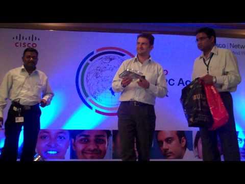 Cisco SAARC Academy Meet 2010 - Luca Lepore - Luck...