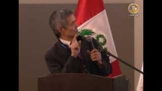 Presentación de Universidades del Consorcio Universidades PERÚ-JAPÓN: