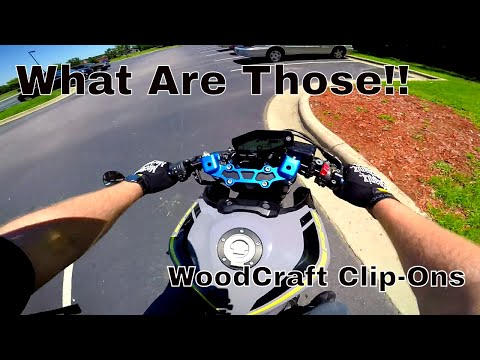 Woodcraft Clip-On Review(FZ09)