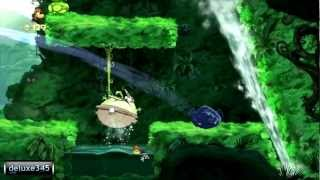 Rayman Origins Gameplay (PC HD)