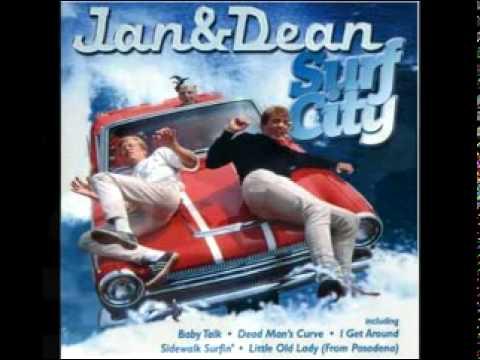 Jan and Dean - Sidewalk Surfin'