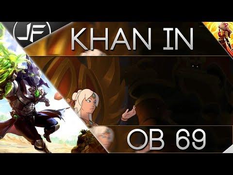 Paladins- Khan Coming In OB 69!