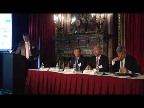 2016 New York Maritime Forum - LNG Sector Panel