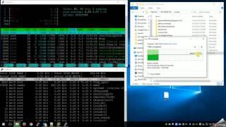 10Gb Home lab network testing