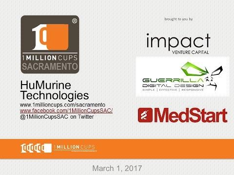 1MC Sacramento 3 1 17 Presentation   HuMurine Technologies
