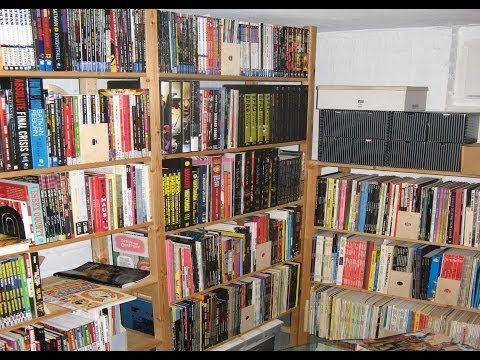 panellogy 000 - my comic book collection