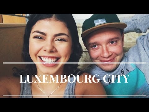 Luxembourg City | Vlog