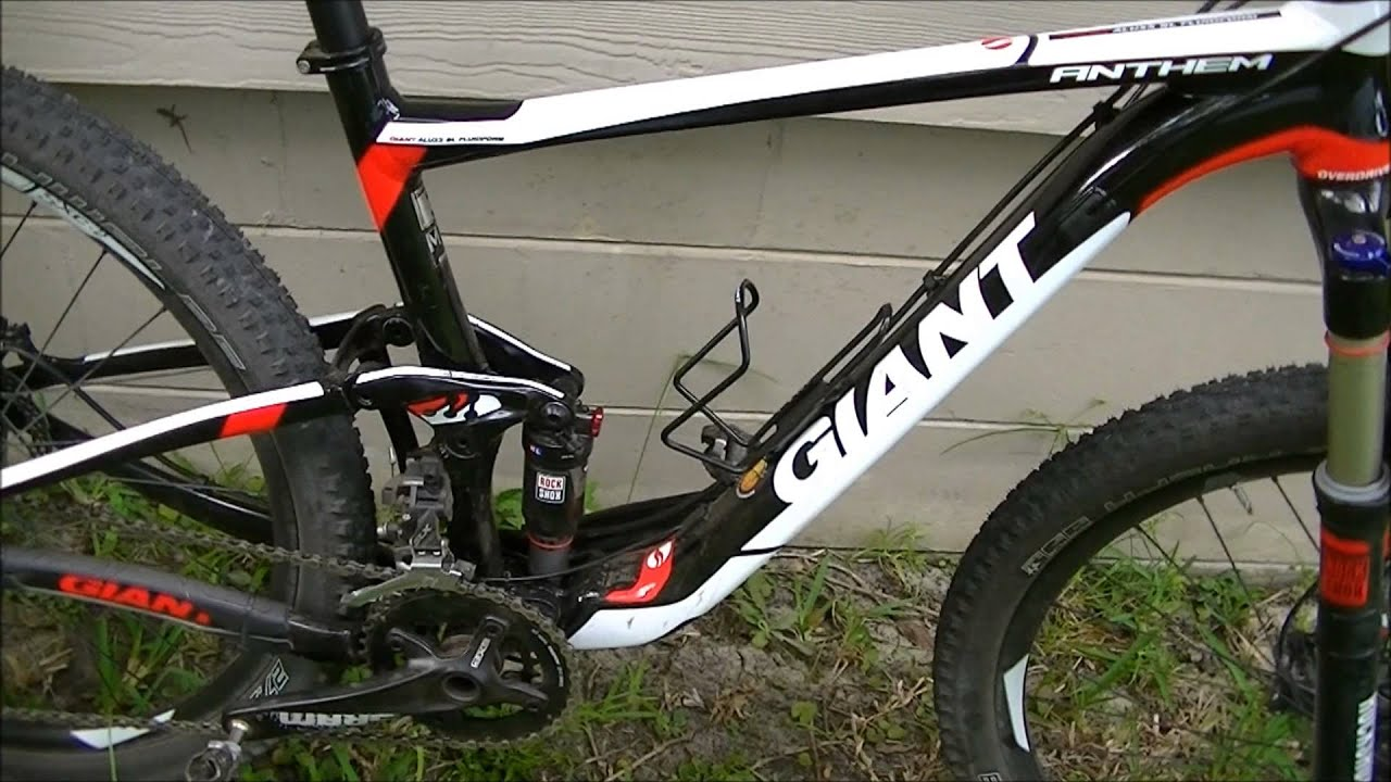 Giant Anthem 27 5 3 Review Youtube