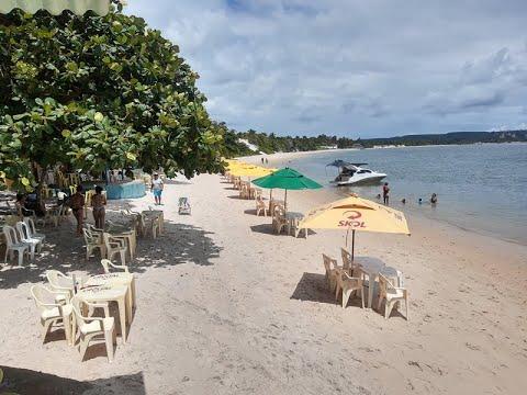 Giro MN na Praia do Gunga no carnaval 2021