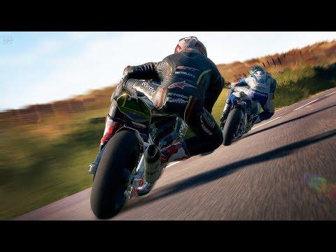 TT Isle of Man Game - Modo Carreira