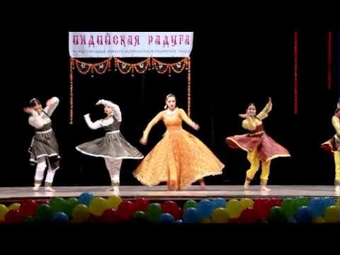 Bhor Bhaye Panghat Pe - Bandish Project remix Kathak stylization (Tarang)