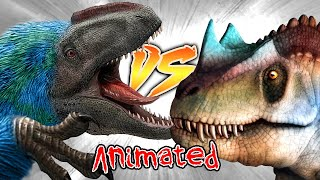 Ceratosaurus VS Yutyrannus [Who Would Win?]